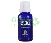 Tea Tree olej s kapátkem Renovality 20ml