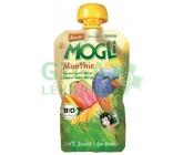 MOGLI Ovocná šťáva Moothie banán guava mango bez cukru BIO 100g