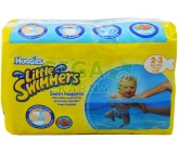 HUGGIES Little Swimmers 2-3 / 3-8kg 12ks