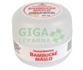Bambucké máslo 100% čisté 50ml Herbal Harmony