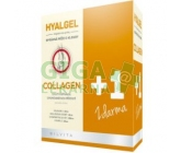 Silvita Hyalgel COLLAGEN balení 2 x 500 ml