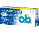 o.b.tampony Pro Comfort Night normal 48
