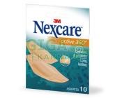 Nexcare Active 3M  360r náplasti 10ks