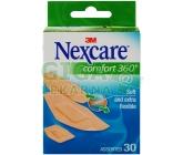 Nexcare Comfort 3M  360r náplasti 30ks