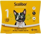 Scalibor antipar. obojek pro malé a střední psy 48cm