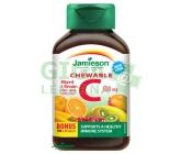 JAMIESON Vitamín C 500mg 3 ovocné přích.tab.100+20