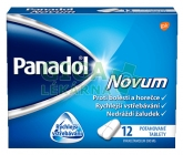 Panadol Novum 500mg por.tbl.flm.12x500mg