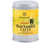 Kurkuma Latte-zázvor bio 60g dózička (Pikantní kořeněná směs) SONNENTOR