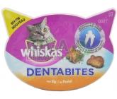 Whiskas polštářky - Dentabites 40g