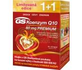 GS Koenzym Q10 60mg Premium cps.45+45 dárek 2017