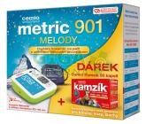 Cemio Metric 901 MELODY Tonometr+Kamzík cps.60