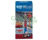 Oral-B El.kart. Vitality dětský Cars + penál