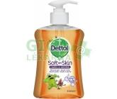 DETTOL Kids Tekuté mýdlo Ovocné bubliny 250 ml