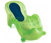 Sedátko do vany zelené