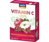 Revital Vitamin C + zinek- eff.tbl.20+tbl.30