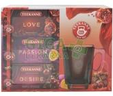 TEE On-pack LOVE n.s.3x20 + hrnek