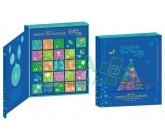English Tea Shop Adventní kalendář kniha BIO 25 pyramidek