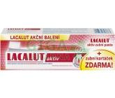 Sada Lacalut aktiv ZP + kartáček zdarma
