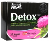 VitaHarmony SmartPills Detox cps.30
