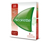 Nicorette Invisipatch 25mg/16h drm.emp.tdr.7x25mg