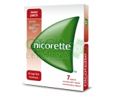 Nicorette Invisipatch 15mg/16h drm.emp.tdr.7x15mg