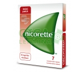 Nicorette Invisipatch 10mg/16h drm.emp.tdr.7x10mg