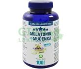 Obrázek Melatonin Mučenka 100 tablet