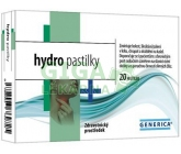 hydro pastilky 20 pastilek