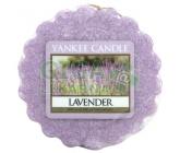 Yankee Candle - vonný vosk Lavender 22g