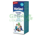 Walmark Marťánci Futura sirup 1+ 125 ml