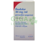 Ibudolor 40mg/ml por.sus. 1x100ml
