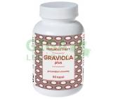 Graviola Plus Naturvita 60 kapslí