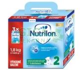 Nutrilon 2 Výhodné balení 3x600g