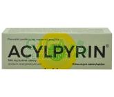 Acylpyrin 500mg por.tbl.eff.15x500mg