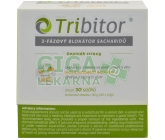 Tribitor 3-fázový blokátor sacharidů 30x4.5g