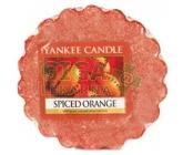 YANKEE CANDLE vonný vosk Spiced Orange 22g