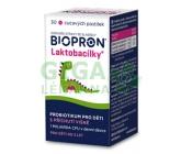 Walmark Biopron LAKTOBACÍLKY 30 pastilek