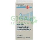 No.9 Natrium phosphoricum DHU D6 200tbl.