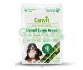 Canvit Snacks Dog Dental Large Breed 250 g