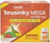 Cemio Brusinky MEGA 18000mg cps.50+10 dárek 2018