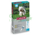 Advantix pro psy spot.on.od 4 do 10kg a.u.v.4x1ml
