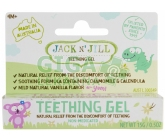 Jack N Jill Gel na prořezávání zoubků 15g