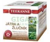 TEEKANNE Játra a žlučník n.s.10x2.0g
