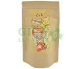 Fitto Ovocný křupavý mix jahoda/ananas/jablko 40g