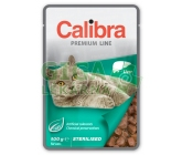 Calibra Cat kapsa Premium Sterilised Liver 100g