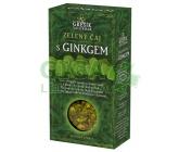 Grešík Zelený čaj s ginkgem 70g syp.