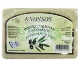 Mýdlo čistě olivové Bílé 100g Knossos