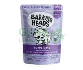 BARKING HEADS Puppy Days kapsička 300g