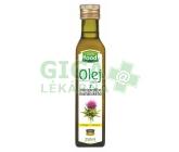Olej z ostropestřce mariánského 100% 250ml Look Food