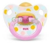 NUK Dudlík Happy Kids LA V1(0-6m) 1ks 725214